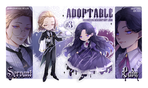 [Adoptable] Lady And Butler #3 (closed)
