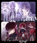 [Adoptable] Alice in Wonderland 3 (CLOSED)