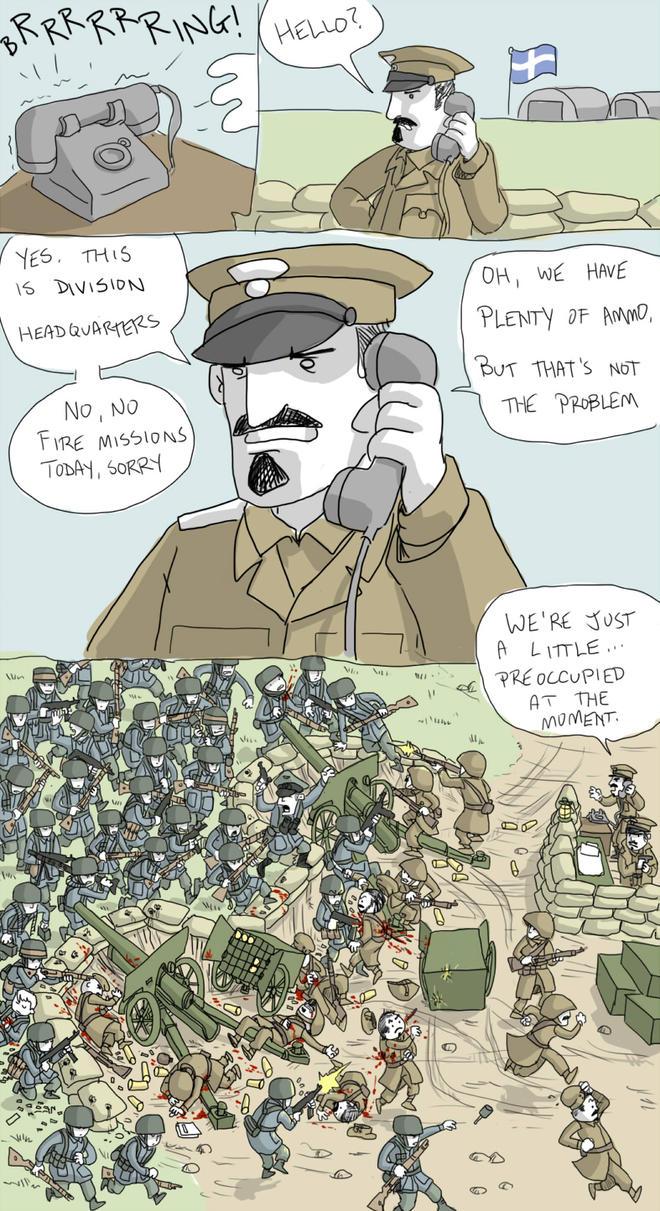 Panzer Corps: Wehrmacht - Overrun Attack by DarkCloak