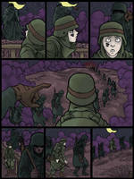 A Soldier's Time - Part 1 by DarkCloak