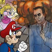 Mario and the Gman