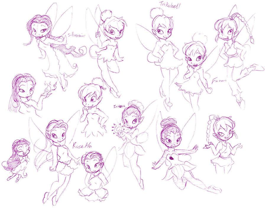 Disney fairies by caramelkitt on deviantart disney fairies by caramelkitt thecheapjerseys Image collections