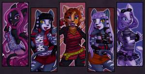 Monster High WereCats