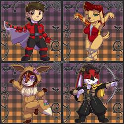 Halloween Chibis '19  2