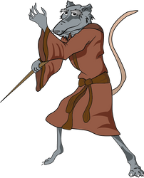 Splinter by RomantistEgoist