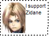 zidane fan stamp by vitaminanime