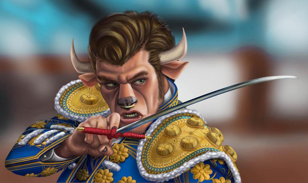 El Matador by traydaripper