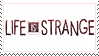 Life Is Strange stamp by foxlett