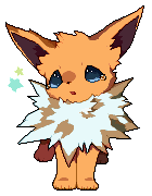 Jolteon by foxlett