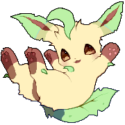 Leafeon by foxlett