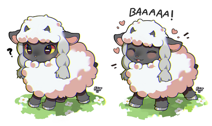 Wooloo by foxlett