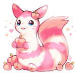 Shiny Furret