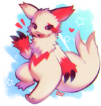 Zangoose by foxlett