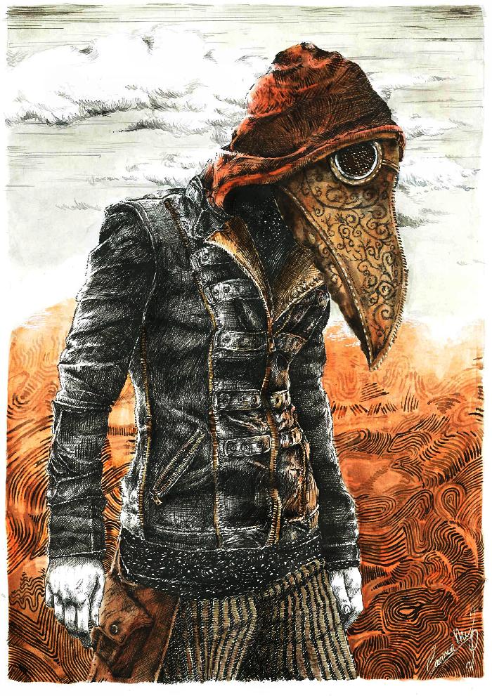 The Plague by Kharen94th