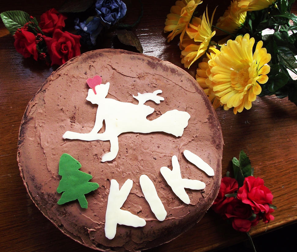 Kikis delivery service CAKE by Kharen94th on DeviantArt