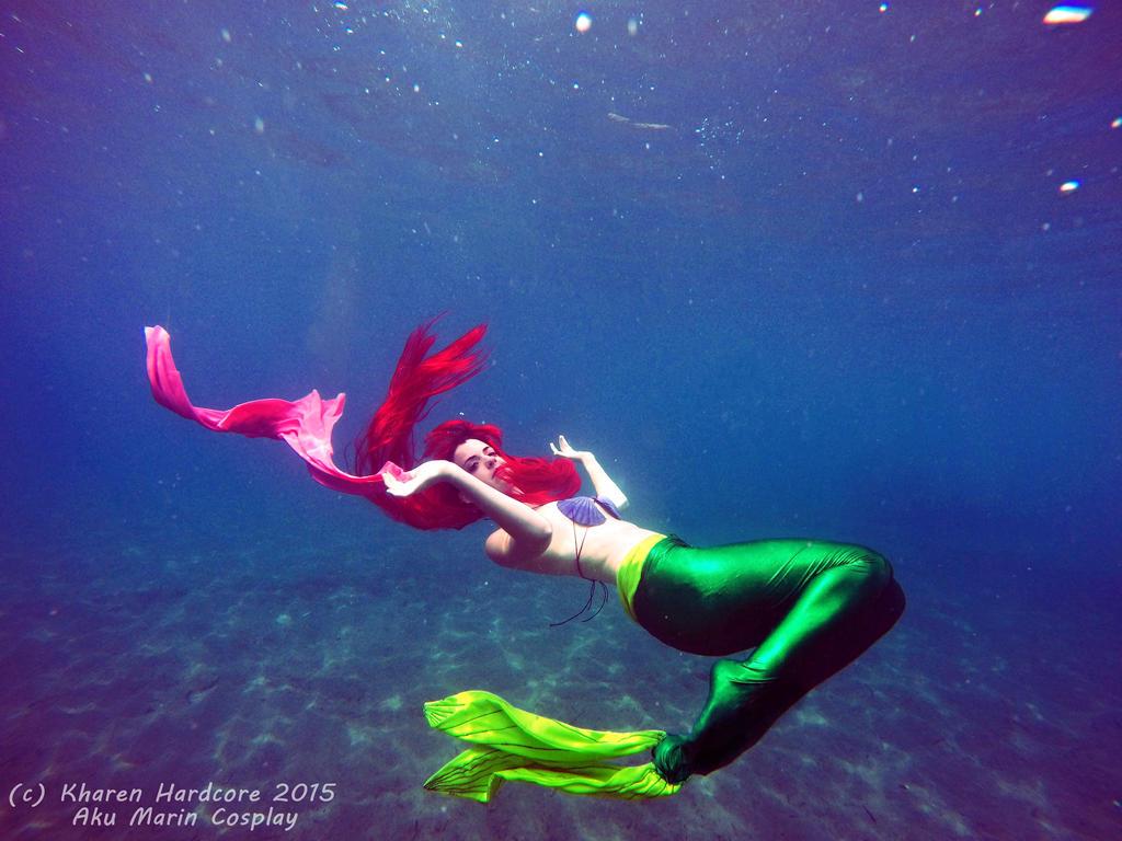 wonderful things the little mermaid by kharen94th on