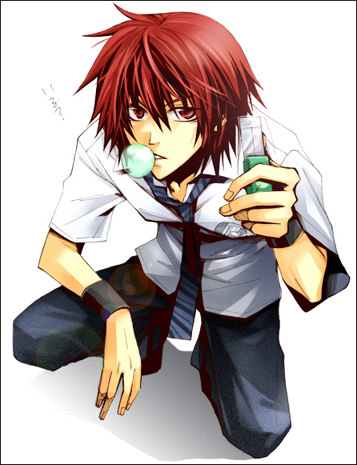 Redftaconko Anime Boy Jeans