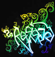 Reggae Graff by ang-kaik