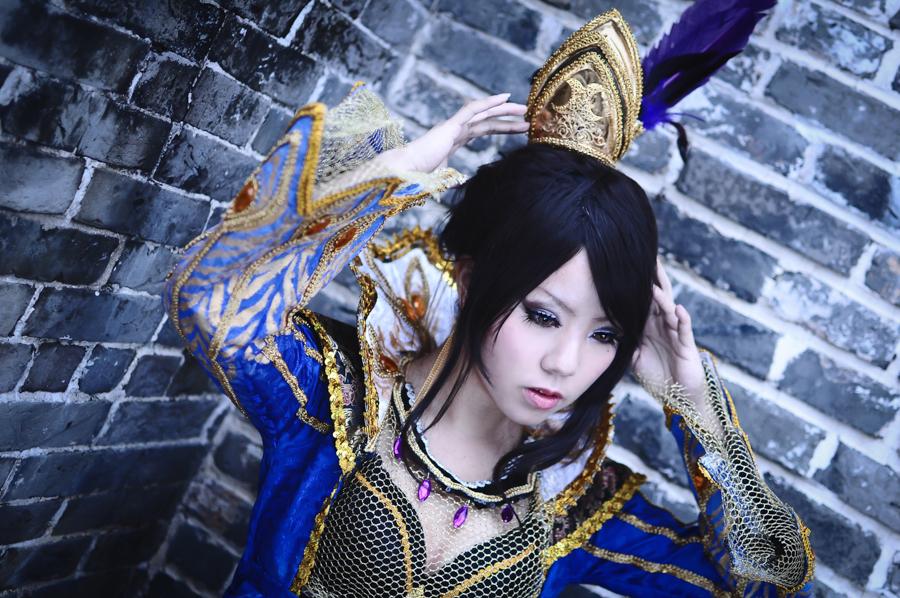 Zhen ji - Dynasty Warriors 7 by maocosplay