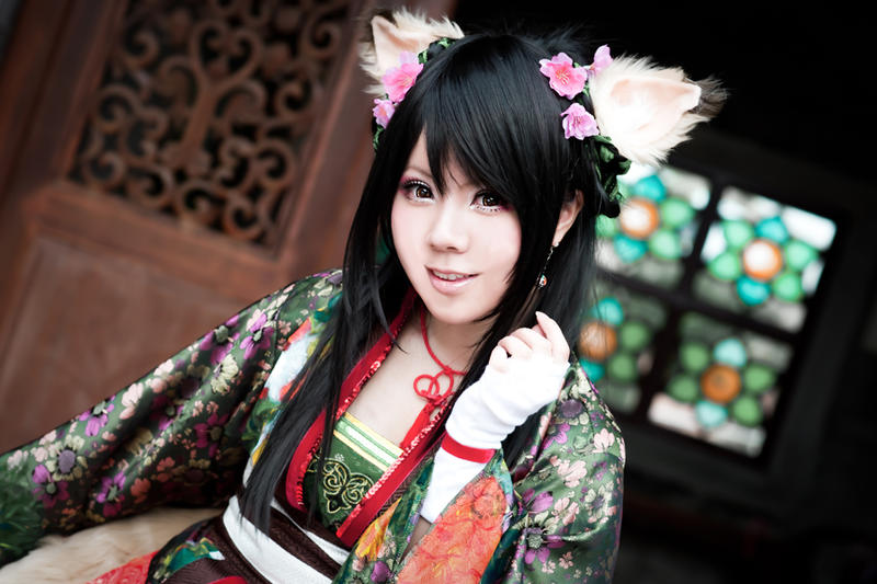 Dynasty Warriors 8 - Guan YinPing by maocosplay