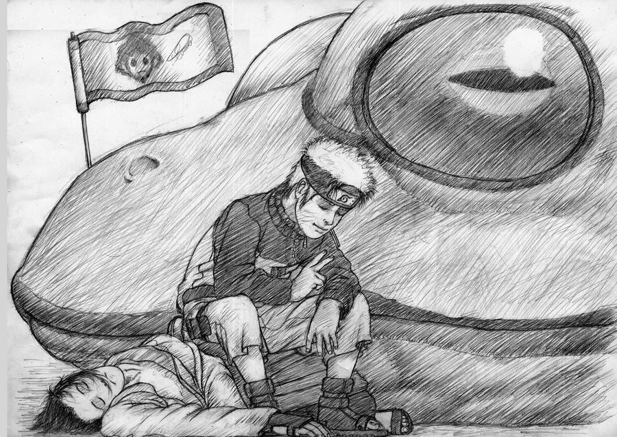 sasuke captured by nesfecius