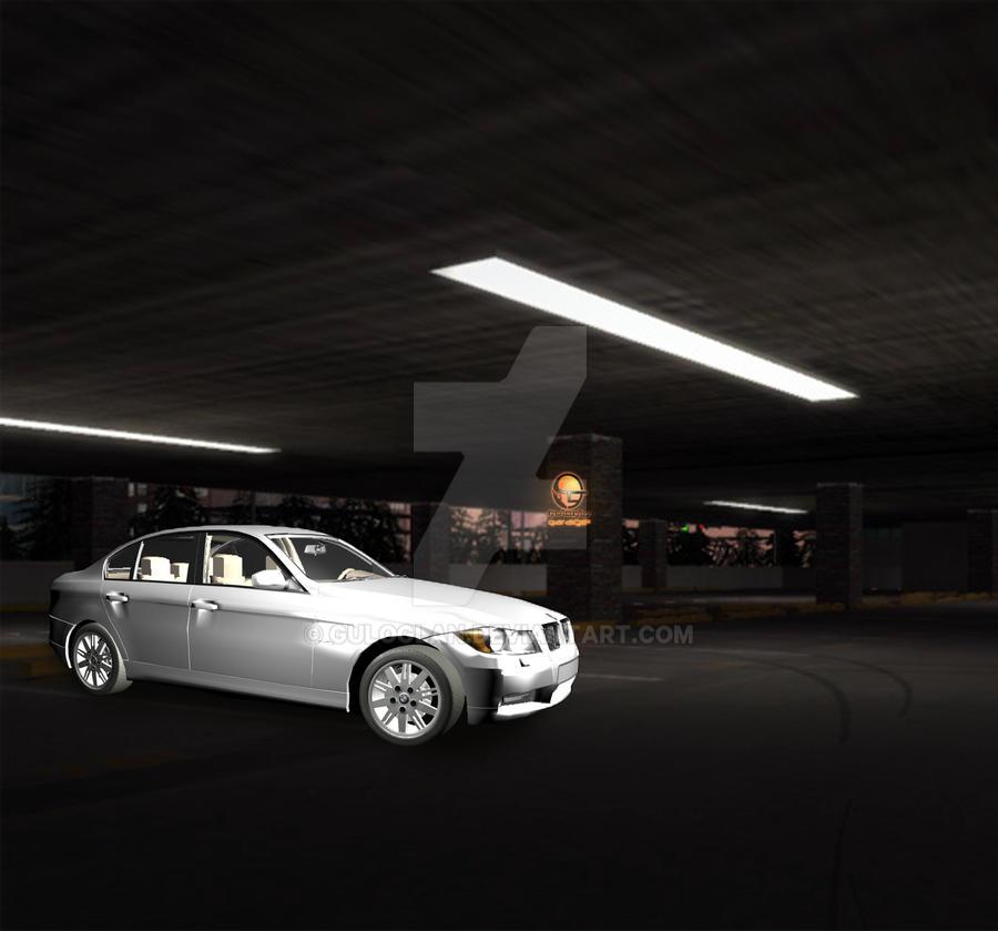 guloglu garage BMW 330d by guloglan