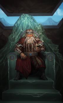 Dwarf King of the Mountain