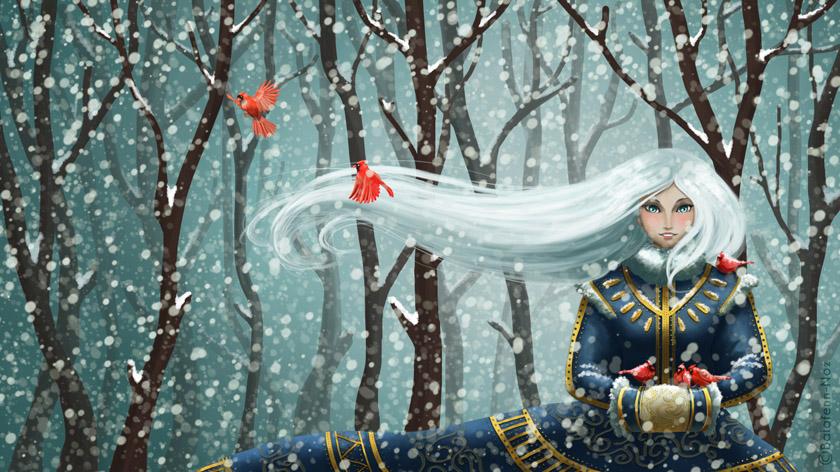 Merry Christmas by Balafenn-noz