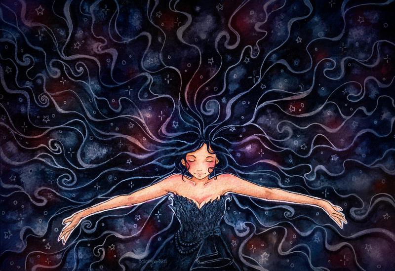 Universe by Balafenn-noz