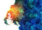 Fairy hair by Balafenn-noz