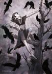 26 - Among the crow