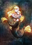 Color Mermay 31 by Marion-Aurore