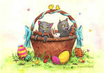 Easter 2019 by Marion-Aurore