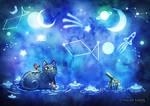 Cat's Night 4 - Astre