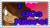 I love 80s Kitaro stamp by Schreibaby-Zephyr