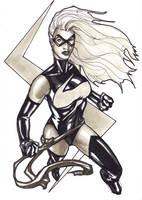 Ms Marvel Quicksketch by syr1979