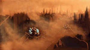 Wanderer by Kendraal