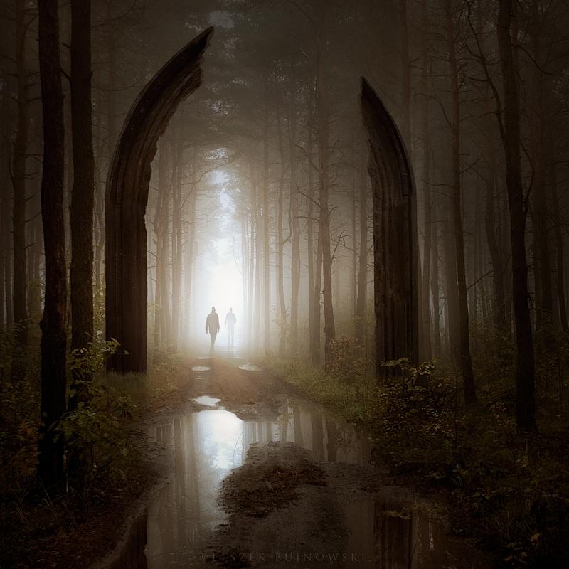 Lost between worlds by Alshain4