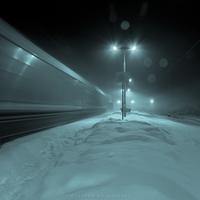 Midnight train by Alshain4