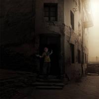 Dark interior by Alshain4