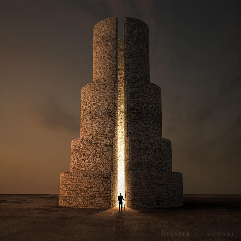Tower. by Alshain4
