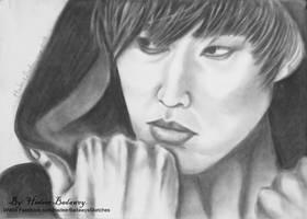 Lee Joon  Mblaq member by HadeerBadawey
