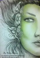 Green soul by HadeerBadawey