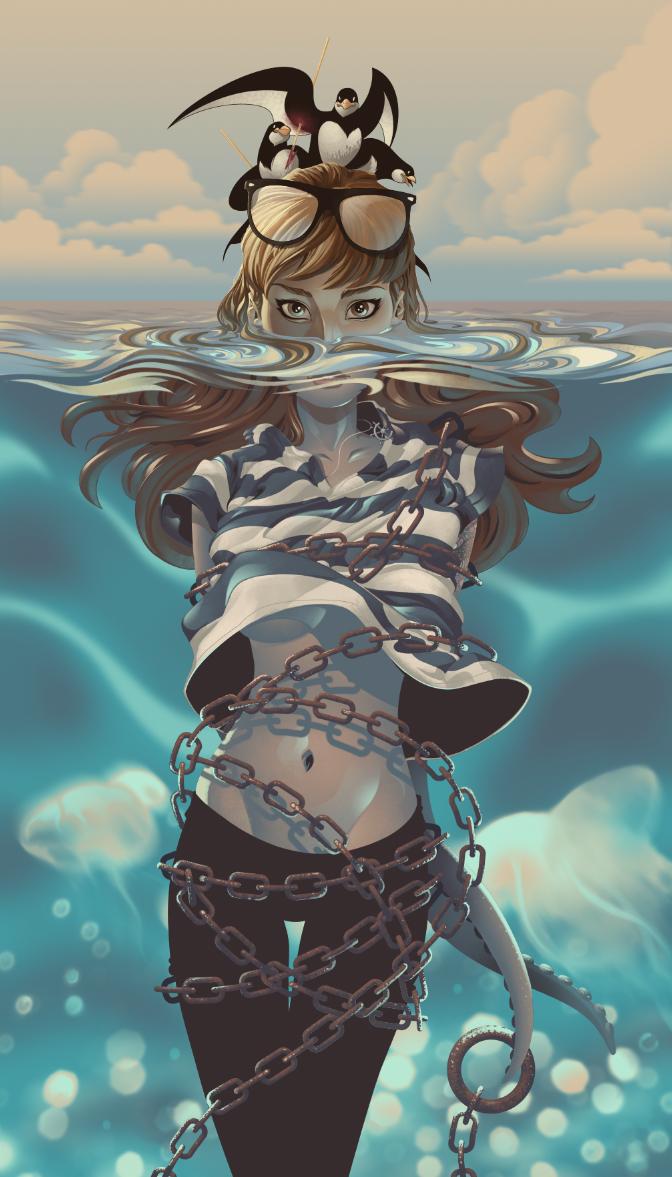 ISLAND - Unlucky Jonah by modafoka00 on DeviantArt