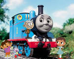 Thomas the Tank Engine and his Friends