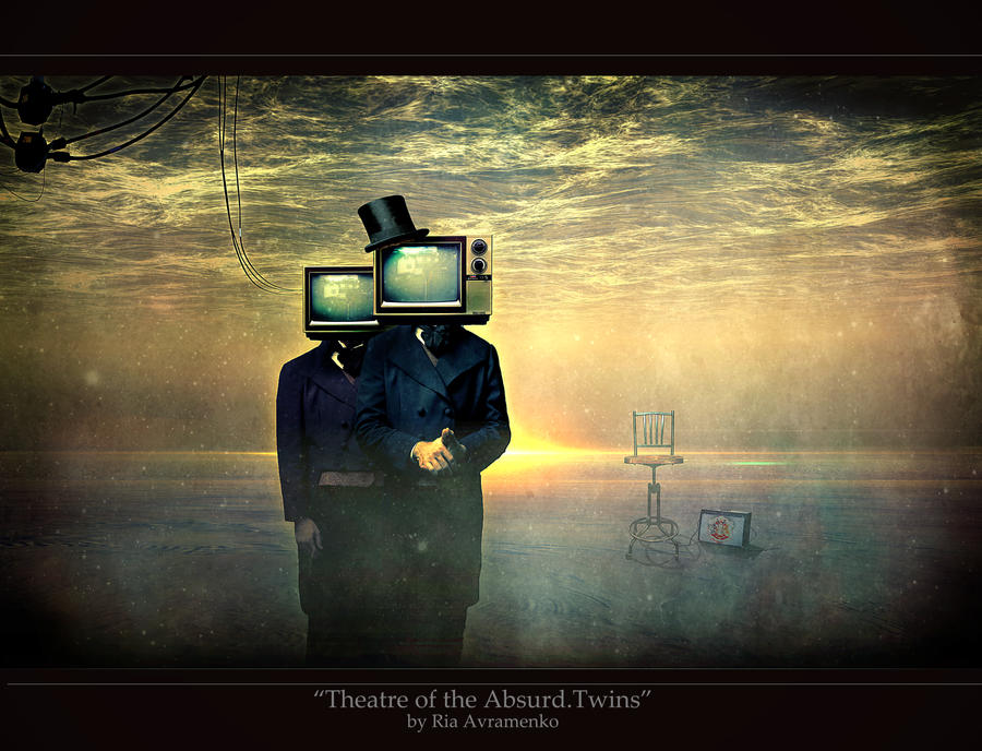 theatre of the absurd The theatre of the absurd attacks the comfortable certainties of religious or political orthodoxy it aims to shock its audience out of complacency.