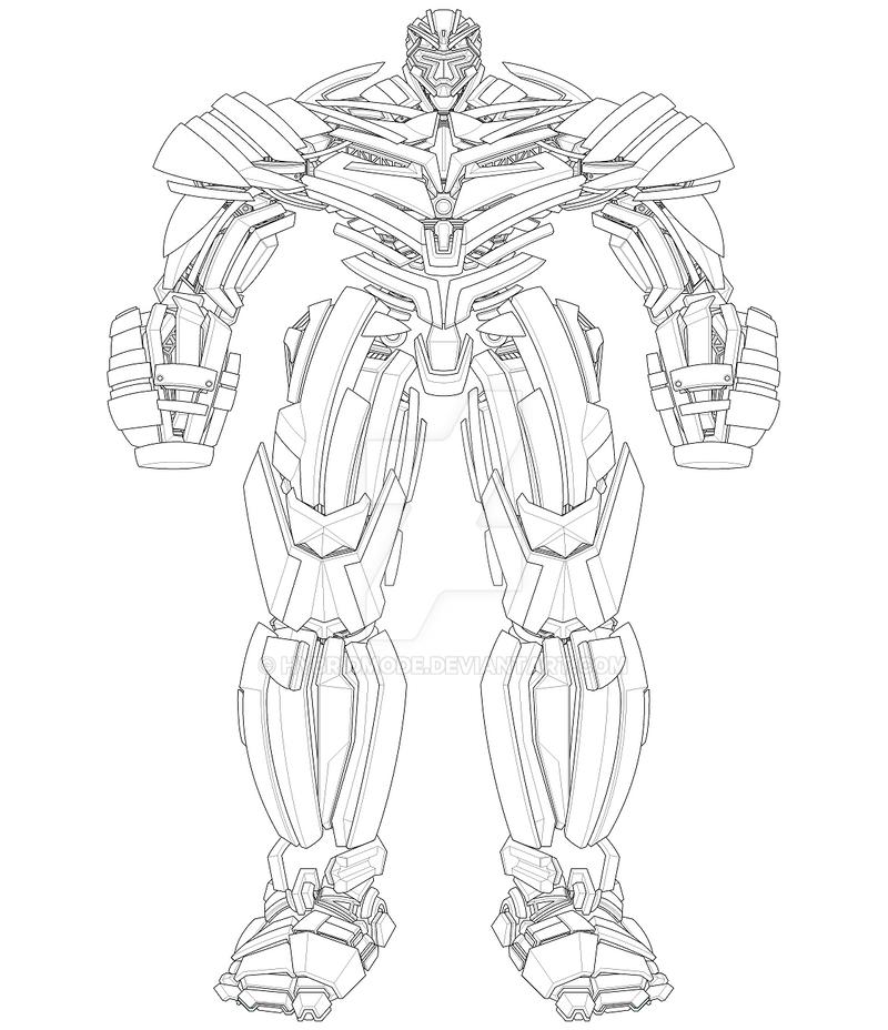 mysterybot WIP by hybridmode