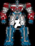 Optimus Prime G1 Bayverse hybrid by hybridmode
