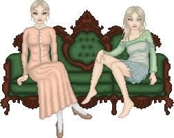 Sisters by Elanorea