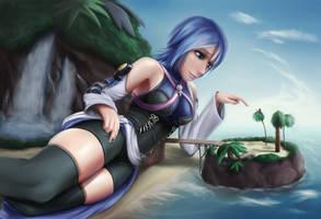 Giantess Aqua